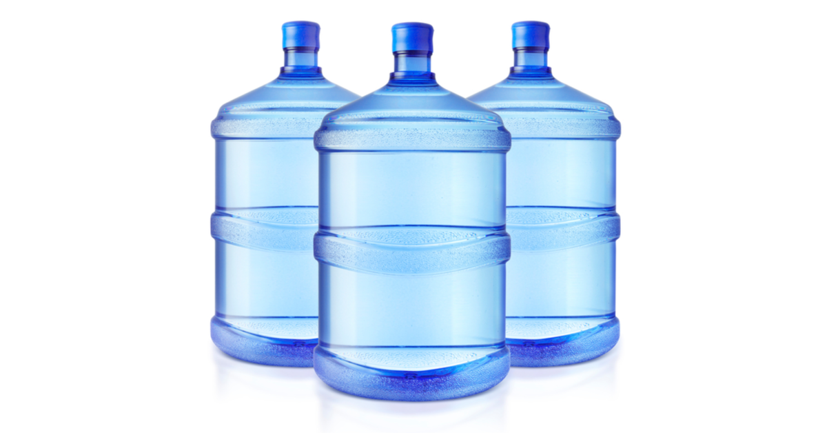 How To Buy And Store Bottled Water