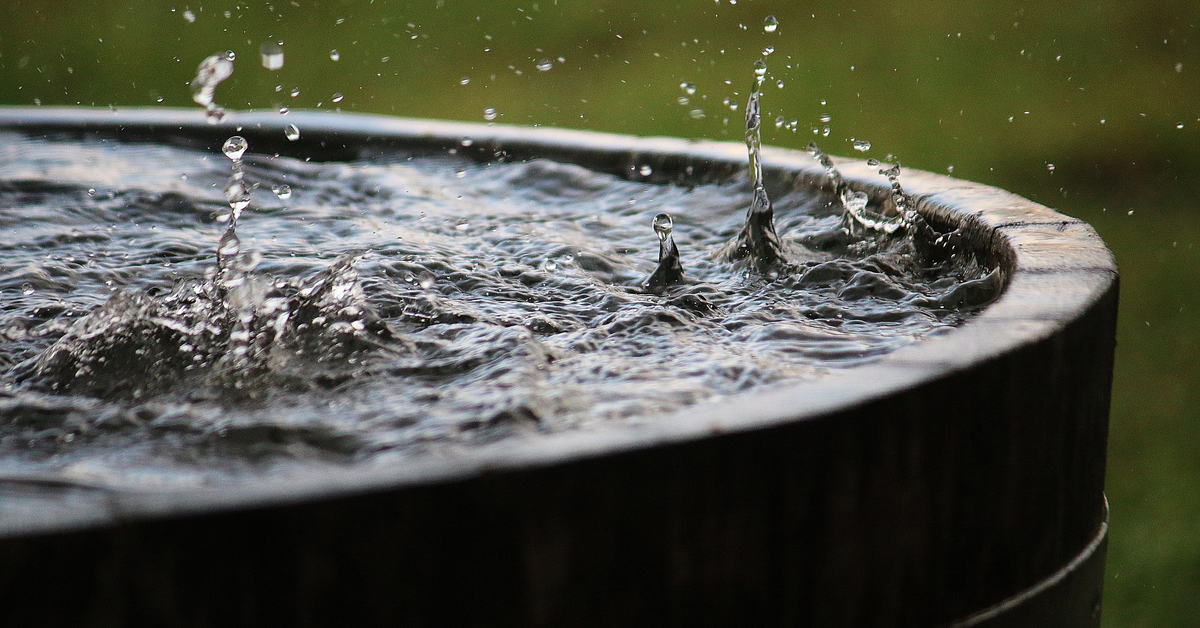 Five Mistakes To Avoid When Harvesting Rainwater