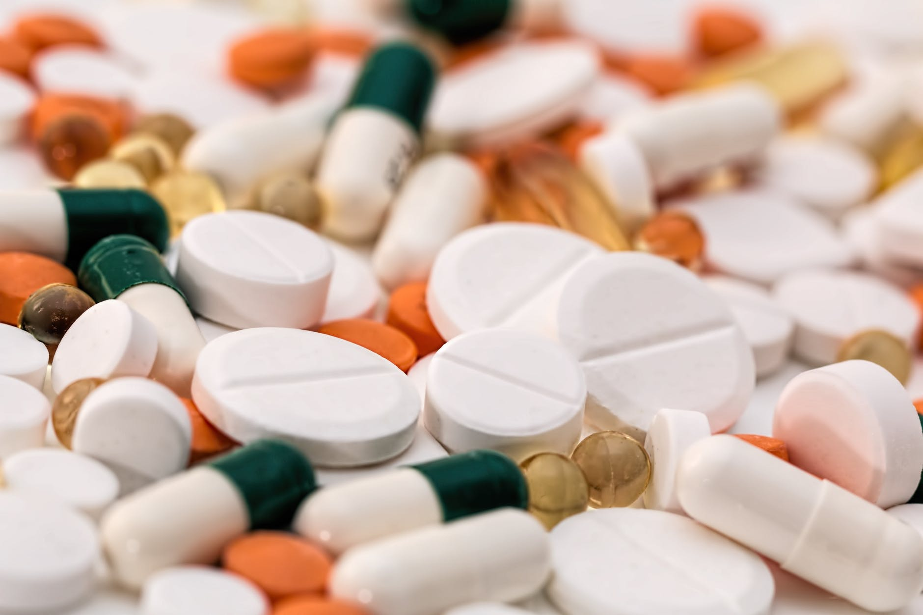 close up photo of medicinal drugs